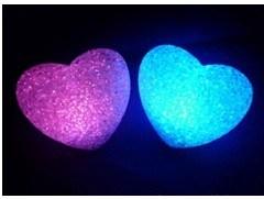 Love Heart LED Light
