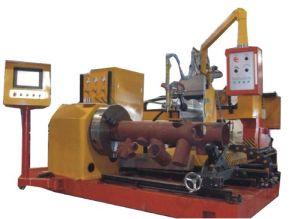Pipe Profile Cutting Machine 600mm for Round Pipe Cutting Machine pictures & photos