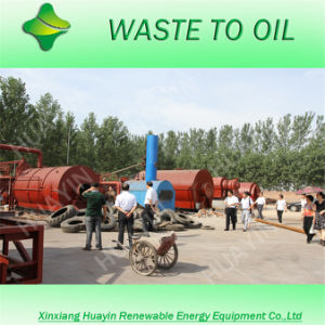 Pyrosis Oil Machine with 20 Years Experience (HY-10)