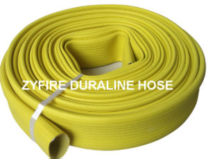 Yellow Nitrile Hose pictures & photos