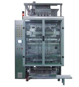 10 Lanes Powder Stick Sachet Packing Machine (DXDM-FS830) pictures & photos