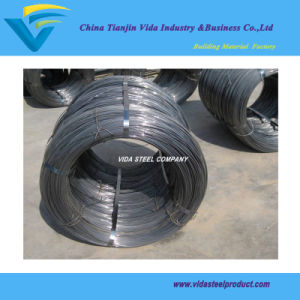 Q195, Q235 Raw Materails Steel Wire pictures & photos