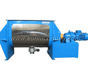 Horizontal Ribbon Mixer Blender Machine for Dry Powder pictures & photos