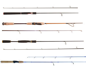Fishing Tackle - Spinning Rod - 3
