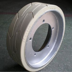 Non-Marking Wheels for Genie, Jlg