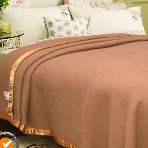 Stock Acrylic Martex Super Soft Fleece Queen Linen Blanket (DPF10326) pictures & photos