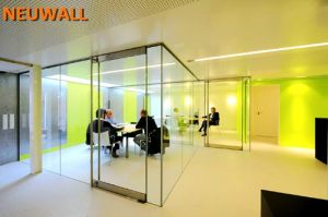 Office Sliding Glass Wall pictures & photos