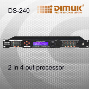 2 in 4 out Digital Processor (DS-240)