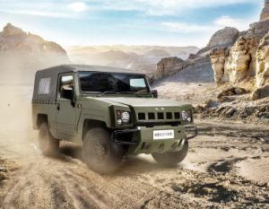 Yongshi Light off Road Jeep Three Door Short Axis pictures & photos