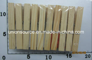 Wooden Cloth Clip (JL1002)