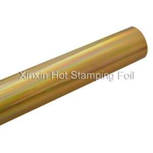 Laser Foils (A8-1002GOLD) pictures & photos