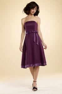 Pretty Bridesmaid Dress (LR-S018)