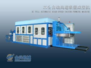 Vacuum Forming Cutting Machine (XC800) pictures & photos