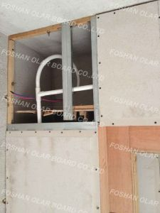 Calcium Silicate Board for Ceiling & Partition, 100% Asbestos Free pictures & photos