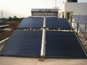 Swimming Pool Solar Water Heating Project pictures & photos