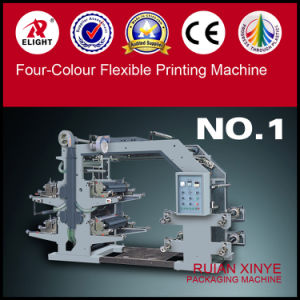Four Color PE Film Printing Machine pictures & photos