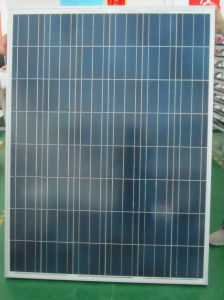 Poly 195W Solar Panel for Top of Roof, PV System