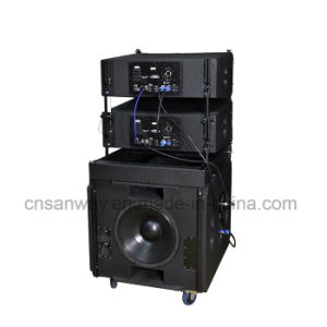Vera36&S33 Dual 10 Inch Tops and 15+18 Inch Subwoofer Powered Line Array Systems pictures & photos