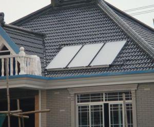Flat Solar Collector for Villa pictures & photos
