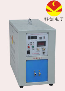 Induction Brazing Machine with Industrial Chiller (XG-30B)
