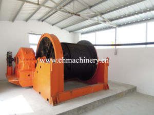 Electric Mine Hoist Winch for Coal and Metal Mine (JM-30T) pictures & photos