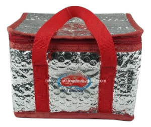 Can Aluminium Foil Cooler Bag Small Size Thermal Bag pictures & photos