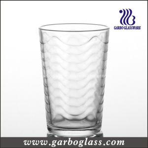 7oz Machine Pressed Water Glass Tumbler (GB026607B) pictures & photos