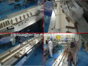 Wafer/Chocolate Bar Autofeeding&Packaging Machine pictures & photos