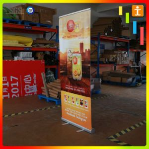 Advertising Display Roll up Banner Stand Retractable pictures & photos