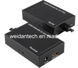HDMI Extender by Fiber Ofc pictures & photos