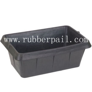 Rubber Tank, Heavy Duty Rubber Tank, Heavy Duty Rubber Container, Construction Tool Container (5604)