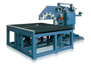 Horizontal Ring Type Wrap Machine (DH900W-S250-M400)