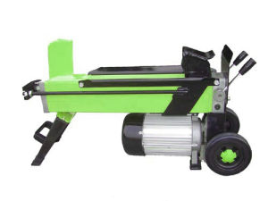 4ton/5ton/6ton Electric Horizontal Log Splitter (37CM) -With CE GS Approval