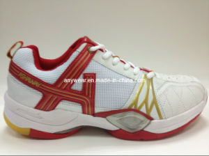 Man Sports Badminton Shoes China Suppiler (AFB 4822) pictures & photos