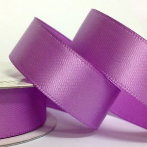 Colorful High Quality Polyester Satin Ribbon pictures & photos