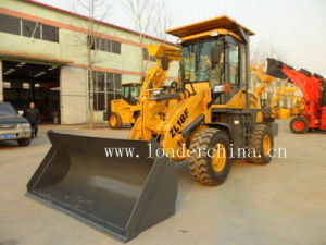 CE Approved 1.8t Mini Wheel Loader (ZL18F)