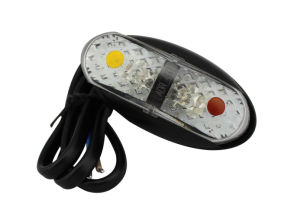 Multivolts LED Side Marker Light for Truck Trailer pictures & photos