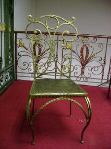 Wrought Iron Chair (XJ005)
