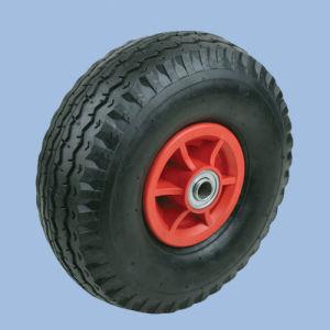 Trolley & Cart PU Fill Tire (FPLT07)