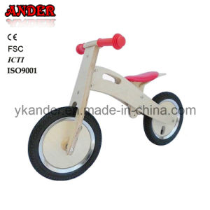 OEM Offered Wooden Kids Balance Bike (ANB-004)