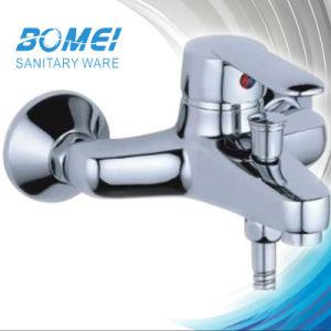 Single Handle Brass Bathroom Faucet (BM52501) pictures & photos