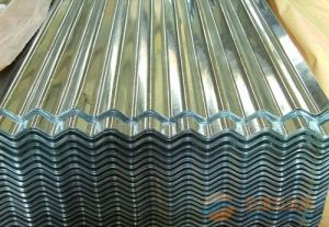 Corrugated Gi Galvanized Steel Sheet pictures & photos