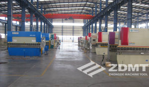 Hydraulic Pressbrake /Hydraulic Bender pictures & photos