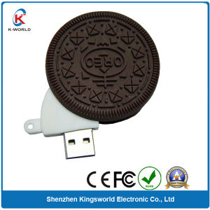 PVC Cookie 16GB USB Flash pictures & photos
