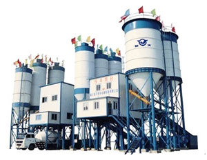 2017 Machinery High Quality Concrete Mixer Plant (HLS120) pictures & photos