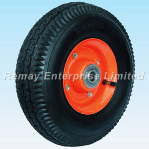 Pneumatic Rubber Wheel (PR1240) pictures & photos