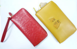 Leather Purse / Notecase (WD-005) Wallet pictures & photos