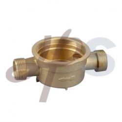 Brass Single Jet Water Meter Body (H922) pictures & photos