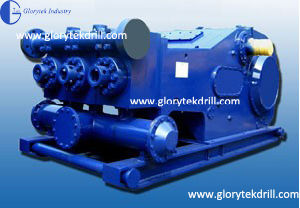 F1000 Triplex Single-Acting Reciprocating Piston Mud Pump pictures & photos