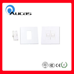 RJ45 CAT6 Network Cable Face Plates Electrical Outlets
